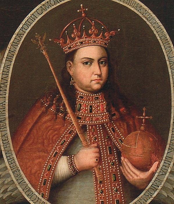 Царевна Софья Алексеевна. | Фото: ru.wikipedia.org.